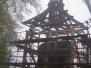 Zvonice Třebenice II. etapa